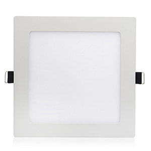 6W 9W 12W 15W 18W Built In Square Ceiling Panel Light For Home Office Hotel