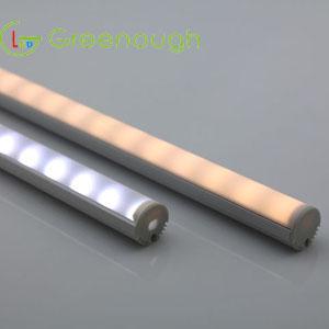 Round Suspended Led Aluminum Profile Led Strip Light Led