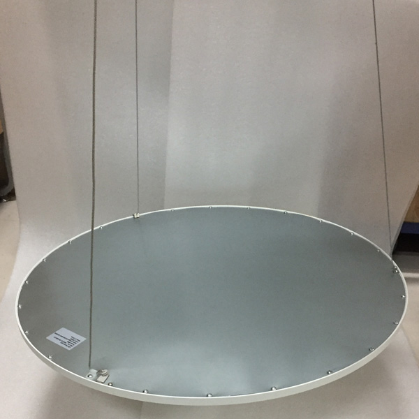 600mm Diameter Round Ultra Slim Dimmable 48w Led Panel